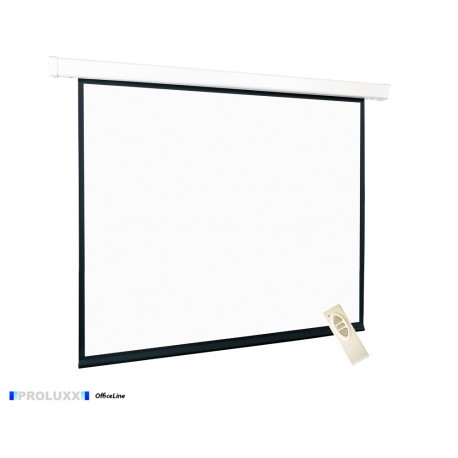 Proluxx Officeline 308x229 cm. 4:3 formaat.