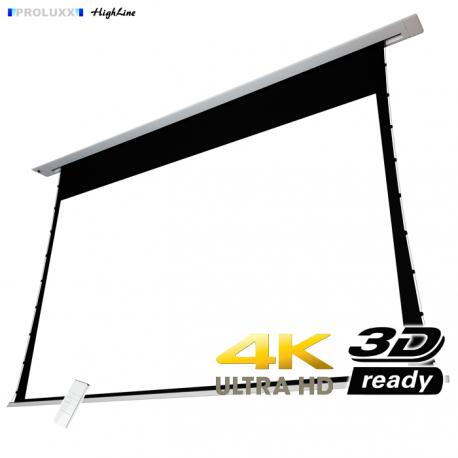 Proluxx Highline 248x210 cm. 16:9 formaat Tensioned