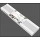 Omnisilent WIFI elektrische gordijnrail 3,2 meter lengte