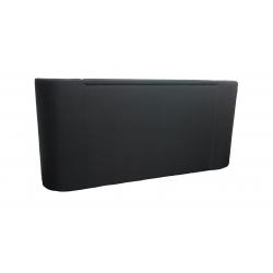 Voetbord met geïntegreerde TV lift -180 cm. breed
