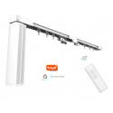 Omnisilent 3,12 m. WIFI elektrische gordijnrail Smart Home